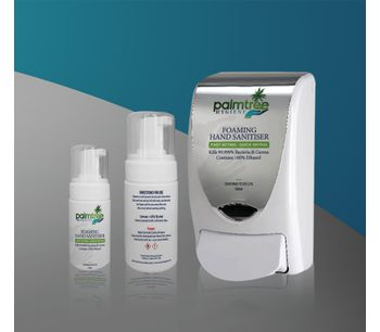 Environmental Science Group Restructures its Business to launch Palm Tree Foaming & Gel Hand Sanitisers