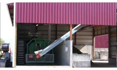 BeddingMaster - In Vessel Manure Composter - Video