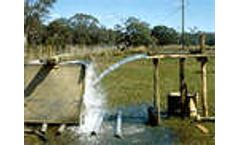 Groundwater evaluation platform