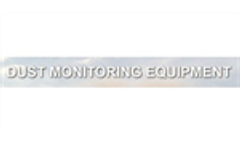 Dust Monitoring Equipment Services