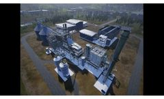 Outotec Waste-to-Energy Plant - Video