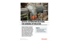 Outotec - Model ACT - Grinding Optimization System - Brochure