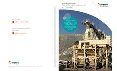 Model AC Series - Gravitational Inertial Air Classifiers - Brochure