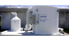 JAWS BioSponge - Odor Control System