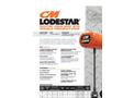 CM Lodestar - Electric Chain Hoist Brochure