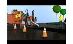 Horizontal Directional Drilling Installation Animation Video
