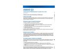 Model AMAR G3 - Autonomous Multichannel Acoustic Recorder Brochure