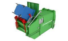 UKWR - Model UK P9 - Wet Waste Portable Compactor