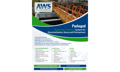 AWS - Packaged Wastewater Treatment Systems for Decentralization, Reuse and Pretreatment - Brochure