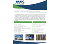 AWS - Mobile Wastewater Solution (MWS) - Brochure