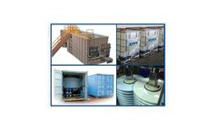 AWS - Packaged Wastewater Treatment Systems for Decentralization, Reuse and Pretreatment