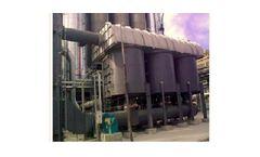 Volatile Organic Compounds (VOC) Thermal Oxidation Treatment