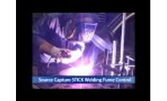 Welding Fume Extractor for Hexavalent Chromium