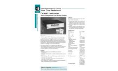 Cal-MATT- 4000 Series Multi-Component Gas Mixing System Brochure