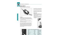 Model 8057A Series - General Purpose Gas Detector Brochure