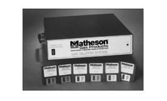 Cal-MAT - Model 4040 Series - Computerized Gas Dilution System