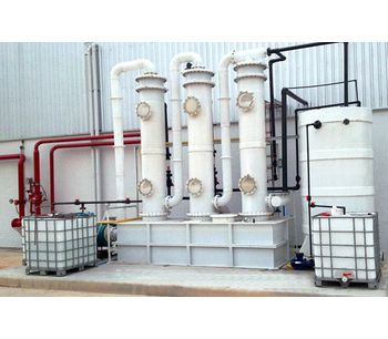 Axis - Industrial Type Ethylene Oxide Scrubbers