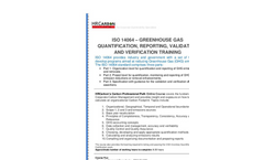 HRCarbon ISO 14064 Training