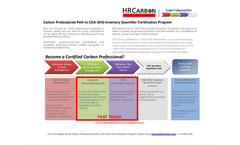 Carbon Professional Path – Fast Track Brochure