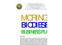 MORINGA BIODIESEL BUSINESS PLAN: BBA's Professional Business Plan Service