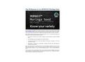 Top Ten reasons to use MOMAX3 Moringa seed Variety