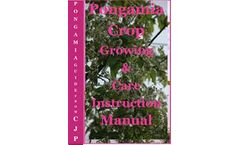 Pongamia Growing & Care Instruction Manual