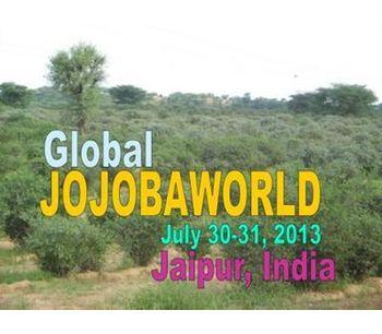 JojobaWorld 2013 - 2 Day Jojoba State of Art International Workshop