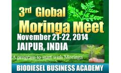 GMM 14 - 3rd Global Moringa Meet 2014
