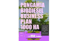BBA - PONGAMIA BIODIESEL BUSINESS PLAN SERVICES