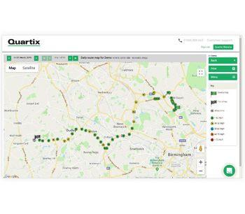 Quartix - Management Tools