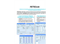 RETSCode - Microsoft Windows PC-Based Software Datasheet