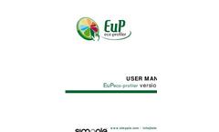 EuPeco-profiler - Life Cycle Assessment Software Manual