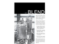 Batching & Blending- Brochure