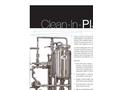 Clean-In-Place (CIP) - Brochure