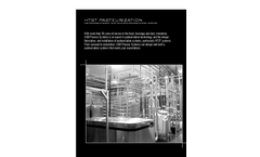 C.A.T. - Automated Clean-in-Place (CIP) Technology - Brochure