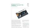 Custom Gascard NG - Technical Specificaiton