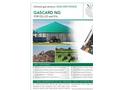 Gascard - Model NG - Infrared Gas Sensor - Brochure