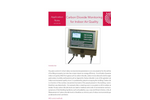 Carbon Dioxide Monitoring For Indoor Air Quality - Application Notes