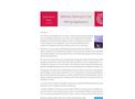 Methane Sensing for Coal Mining - Applications Notes