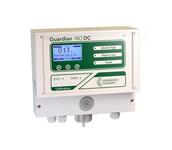 Guardian - Model NG DC - Infrared Gas Monitor for CO2, CH4 and CO