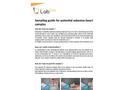 Asbestos In Bulk Material - Brochure