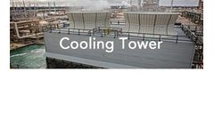 Jenfitch - Chemical for Biofouling Prevention in Cooling Towers
