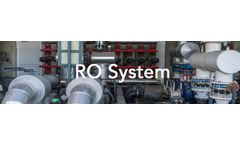 Jenfitch - Chemical for Biofouling Prevention in Reserve Osmosis (RO) Systems