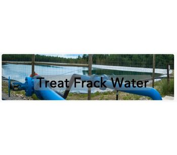 Frack Water Treatment Services