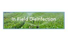 In Field Disinfection Services