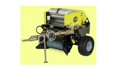 Mountainpress - Model 550 MP TPL - Tractor Drawn Mini Round Baler