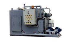 DELTA - Model PR-036-W - Sewage Treatment Plants