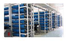 Model BW-B - Brackish Water Desalination Systems