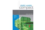 Model STP-CK/CL - Stationary Compactors Brochure