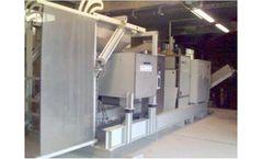 Compag - Model LOG 100 - Hospital Waste  Pressure Sterilization System